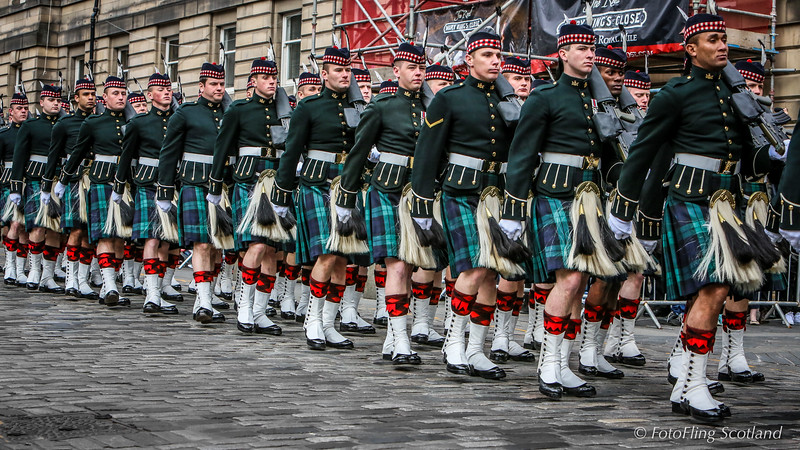 The Royal Regiment of Scotland