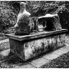 Sculpture; Henry Moore