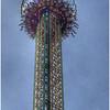 80m High Drop Tower