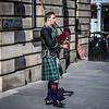 Edinburgh Piper