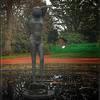 Nudity in the Botanical Gardens, Edinburgh