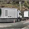 Lighting Truck Parking - Avengers Filming
