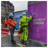 Men at Work - Together for Edinburgh