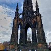 Poppies at the Scott Monument