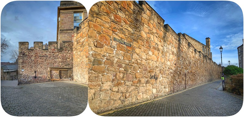 Flodden & Telfer Walls