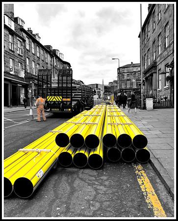 Pipeworks - Edinburgh