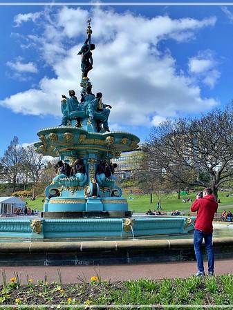 Fountain Shooting