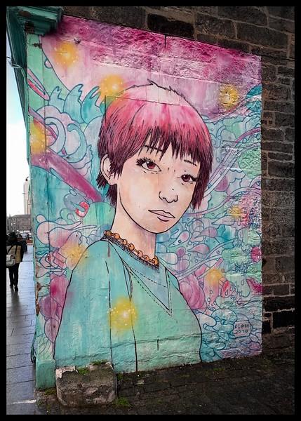 Street Art Leith Walk
