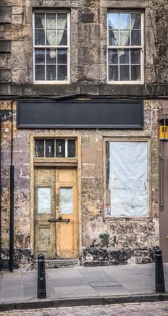 Edinburgh Doorways:  11 St Mary's Street