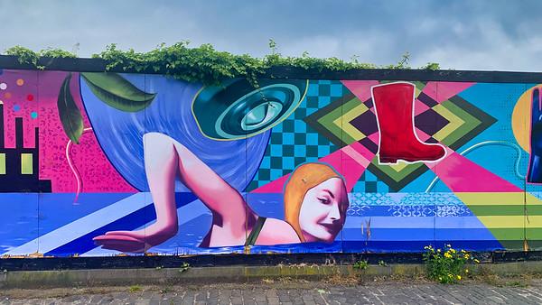 Street Art - Union Canal