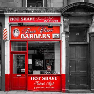 Hot Shave in MorningSide