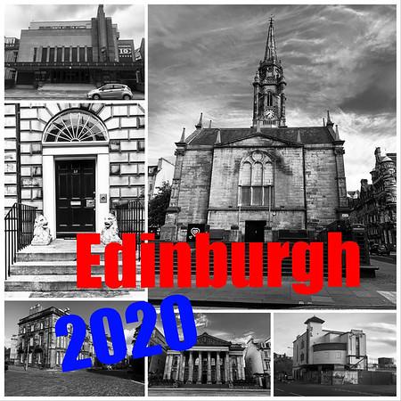 Edinburgh 2020 - Album Cover