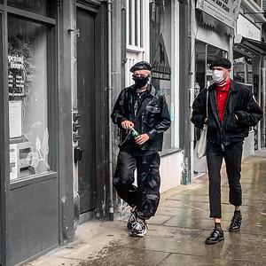 Bandits or Fashionistas ?
