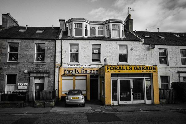 Forralls Garage