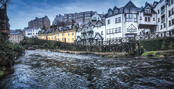 Water of Leith (Behind Well Court)