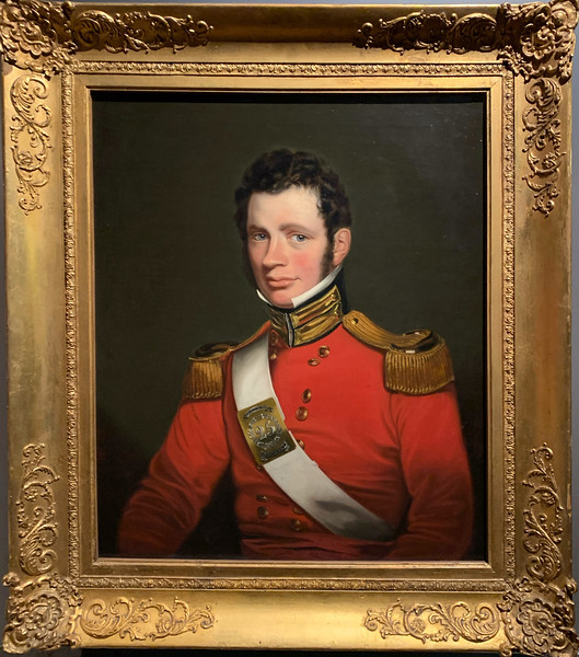 Portrait - National War Museum, Edinburgh Castle
