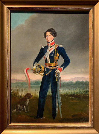 Cornet James Irving - 1st Bengal Light Cavalry