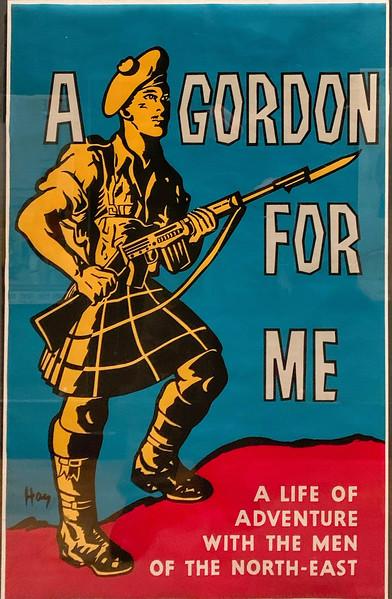 A Gordon For Me