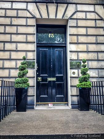 13 Heriot Row, Edinburgh