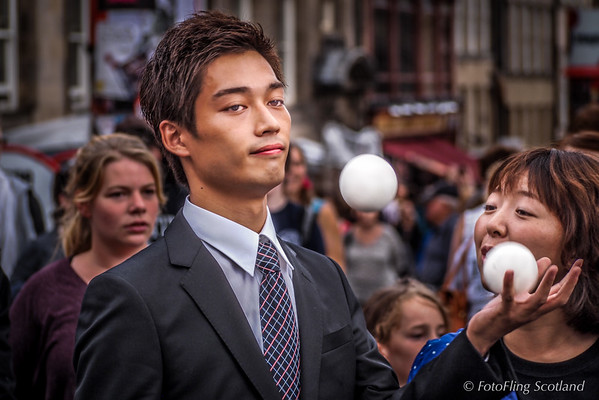 Ball Juggler