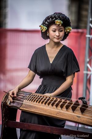 Frimge Festival Performer