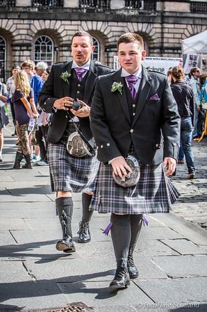 Fringe Act or Wedding ?