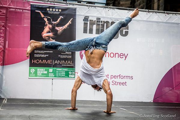 Link Berthomieux - Dancer