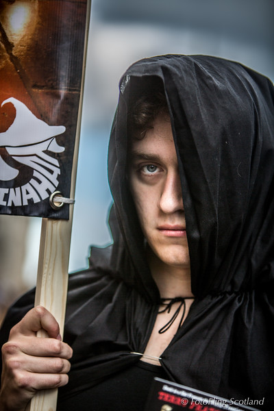 Fringe Festival Promotion: Terry Pratchett's Eric - by Duck in a Hat