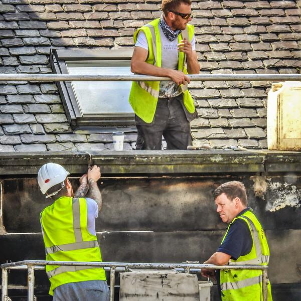 Men at Work - Roofers