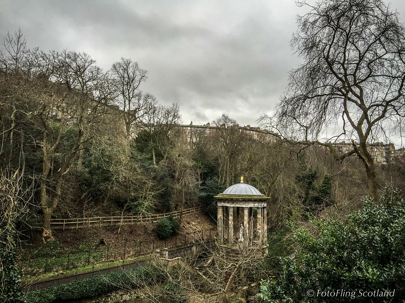 St. Bernard's Well, Stockbridge, Edinburgh