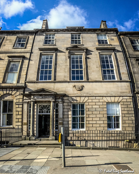 Sir Henry Raeburn's Studio and Exhibition Rooms 1789 - 1809