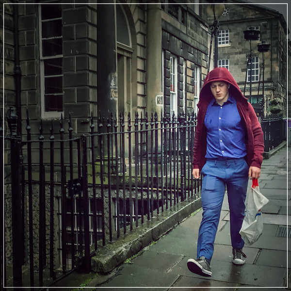 The Edinburgh Hoodie