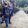Sagging in Edinburgh's New Town