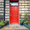 The Doorways of Edinburgh - Heriot Row