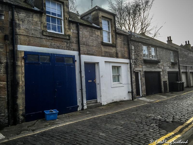 Jamaica Street Lane, Edinburgh