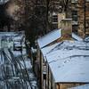 Edinburgh's First Winter Snow 2020