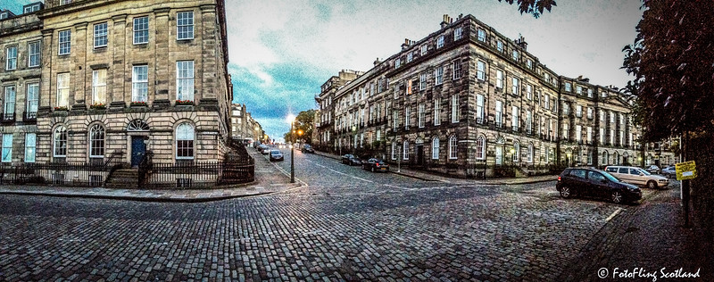 Moray Place & Forres Street, Edinburgh