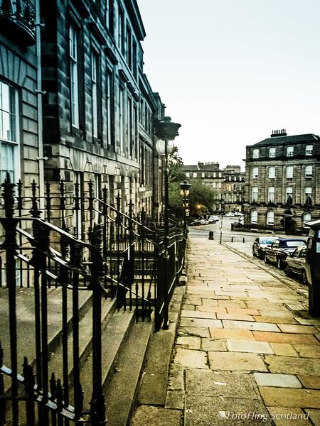 Glanfinlas Street, Edinburgh
