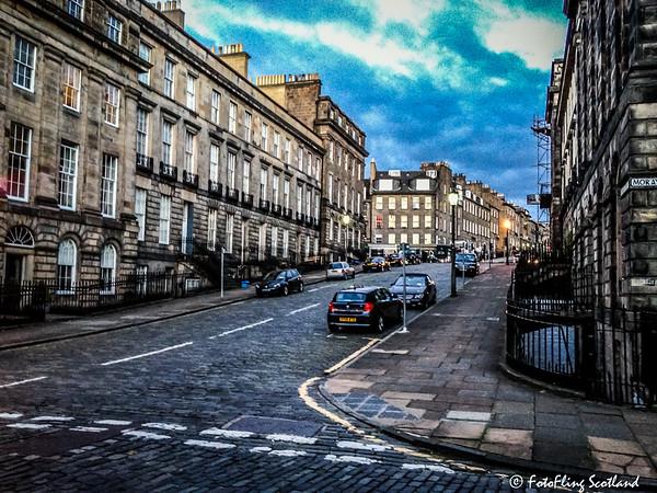 Forres Street, Edinburgh