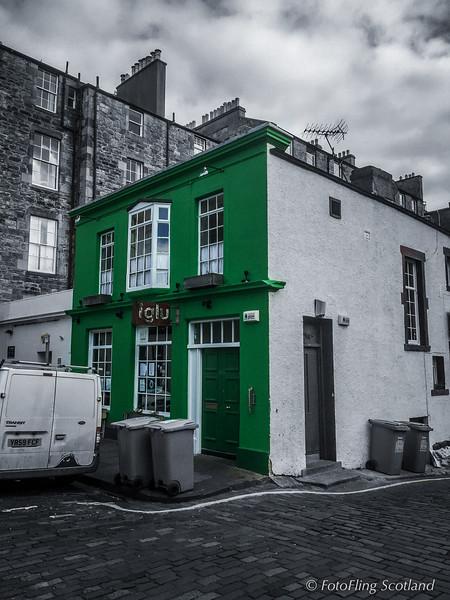 Iglu Bar, Jamaica Street, Edinburgh