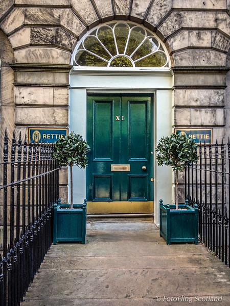 Edinburgh Doors