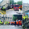 Bus Crash in Edinburgh's New Town