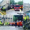 Bus Crash in Edinburgh's New Town