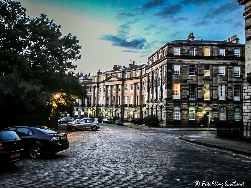 Moray Place, Edinburgh
