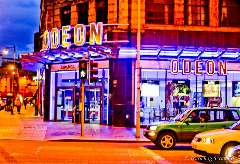 Neon Odeon