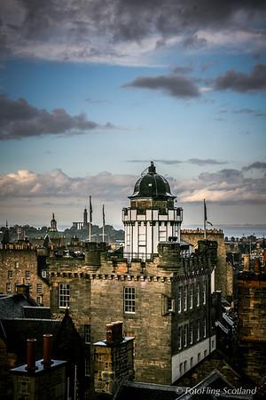 The Edinburgh Camera Obscura