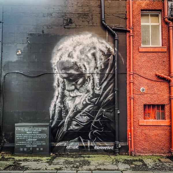 Arthur Mural