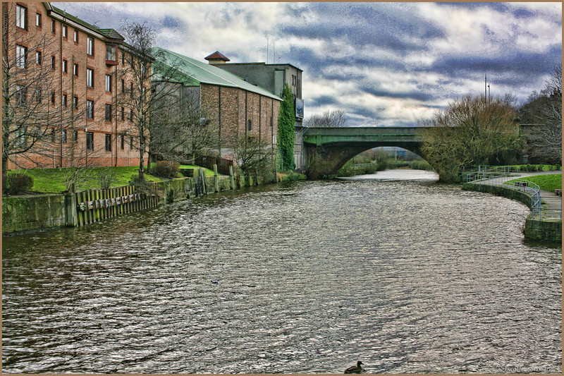Water of Leith & Former State Cinema