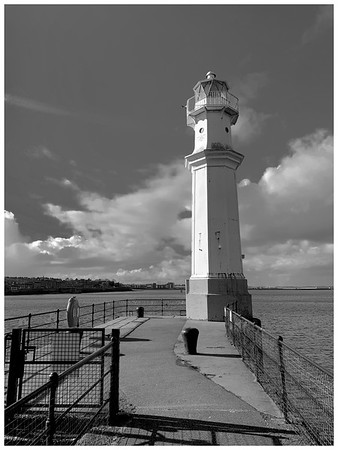 Lighthouse - Newhaven Harbour
