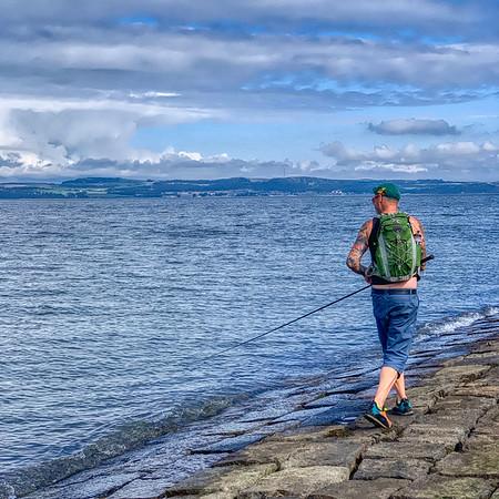 The Tattooed Fisherman